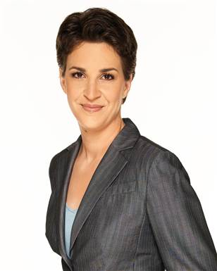 Photo of Rachel Maddow taken from http://writersblocpresents.com/main/april-10-800-pm-rachel-maddow-with-bill-maher/